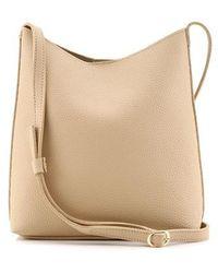 &W STUDIO Simple Mini Shoulder Bag - Black