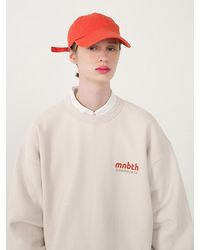 MAINBOOTH 9f Mnbth Sweatshirt - Multicolor