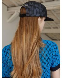 Awesome Needs Awesome Camp Cap - Blue