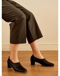 MARONY CROSHET Mc 006 Mid Court Shoes Black