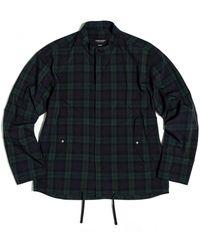 Eastlogue Fishtail Shirt - Black