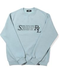 SSRL Slide Sweatshirt - Blue