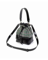 Atelier Park Geo Bucket Bag_black