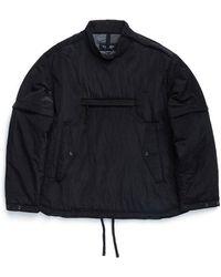 Eastlogue Smock Sweater - Black