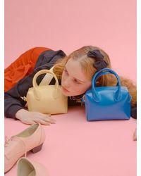 Simon Carter Mini Muffin Cross Bag - Blue