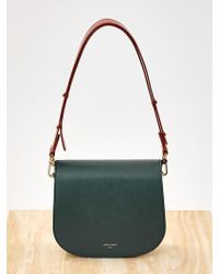 Low Classic - Color Block Bag Green - Lyst