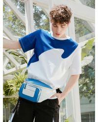BONNIE&BLANCHE - Blue Beach T-shirt - Lyst