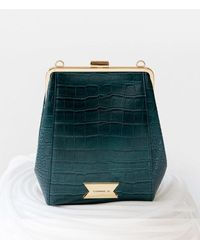 COMME.R - Opera Bag_green - Lyst