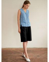 a.t.corner Bermuda Short Trousers - Black