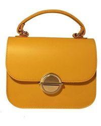 Maison de H - Circle Yellow - Shoulder Bag - Lyst