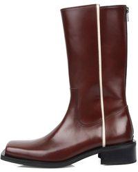 SO.U:LESURES Reve Boots - Brown
