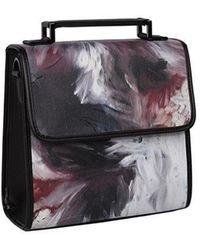 ULKIN Artistic Mini Satchel Bag Amadeo - Multicolour