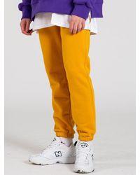 COSTUME O'CLOCK Sm Sweat Trousers - Yellow