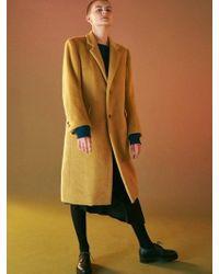 Bouton - Men S Single Coat Camel - Lyst