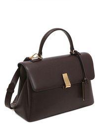 Joy Gryson Margo Classic Satchel Bag/ - Black