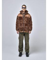 MADMARS Edge Fleece Jacket - Brown