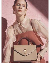 Joy Gryson Darby Medium Tote Bag - Natural