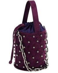 COMME.R | Marblebucket Bag - Purple | Lyst