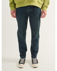 Plac Milan Deep Washed Denim Jeans - Grey