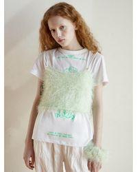 Baby Centaur Cc Knit Sleeveless - Green