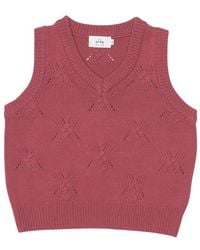 among - A Scasi Vest - Lyst