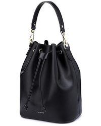 Lapalette Essential Bucket Bag - Black