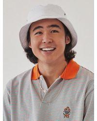 WKNDRS Fisher Hat White