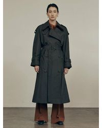 Low Classic Classic Trench Coat Dark Brown