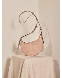 Lapalette Essential Sm Hobo Bag - Natural