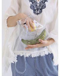 W Concept - Summer Mini Bucket Bag - Lyst