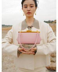 Reike Nen Pebble Mini Short Bag - Pink