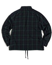 Eastlogue Scout Pullover Shirt - Black