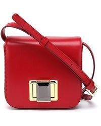 Biker Starlet - Aurelie Mini Red - Lyst