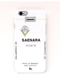 Baby Centaur - Iphone 6/7 Case - Saenara White - Lyst