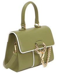 Lapalette Cannes Rosee Micro Mini Satchel Bag - Multicolour