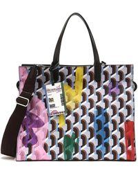 ROSA.K Monogram Weekender Bag - Multicolour