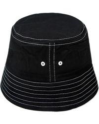 XTONZ Xtc047 Dreadline Bucket Hat (black)