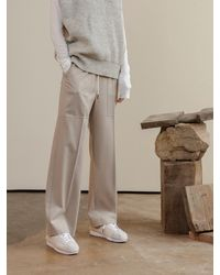 AEER Trousers Eband P - Natural