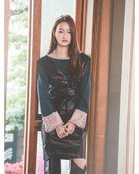 Grace Raiment - Eyelet String Dress - Lyst