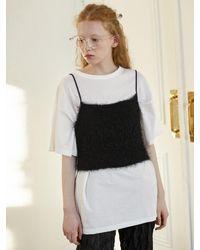 Baby Centaur Cc Knit Sleeveless [] - Black