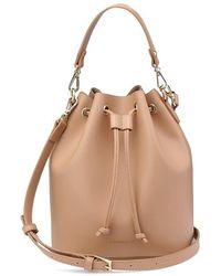 Lapalette Essential Bucket Bag - Natural