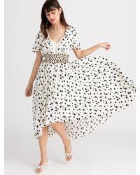 Petite Studio Juniper Dress - Multicolour
