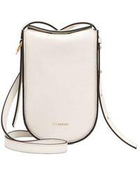 Joy Gryson Sierra Phone Case Bag - White