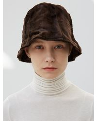 Awesome Needs Wavy Lampshade Hat - Multicolour