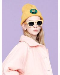 ANOTHER A - Choose Me Beanie - Lyst