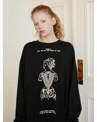 Baby Centaur Normally Trust Cotton Dress [] - Black
