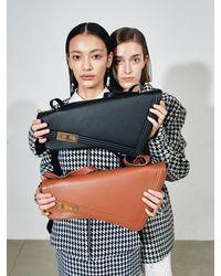 UNDER82 Oakley Shoulder Bag - Black