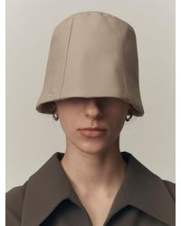 Low Classic (pre-order) Logo Bucket Hat - Natural