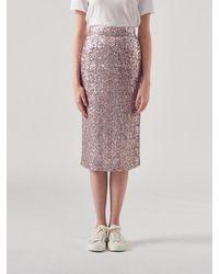 Blanc & Eclare Alexander Skirt_ss3539sv - Pink