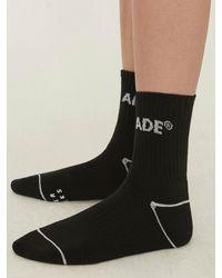 ADER error Ade Socks Noir - Black